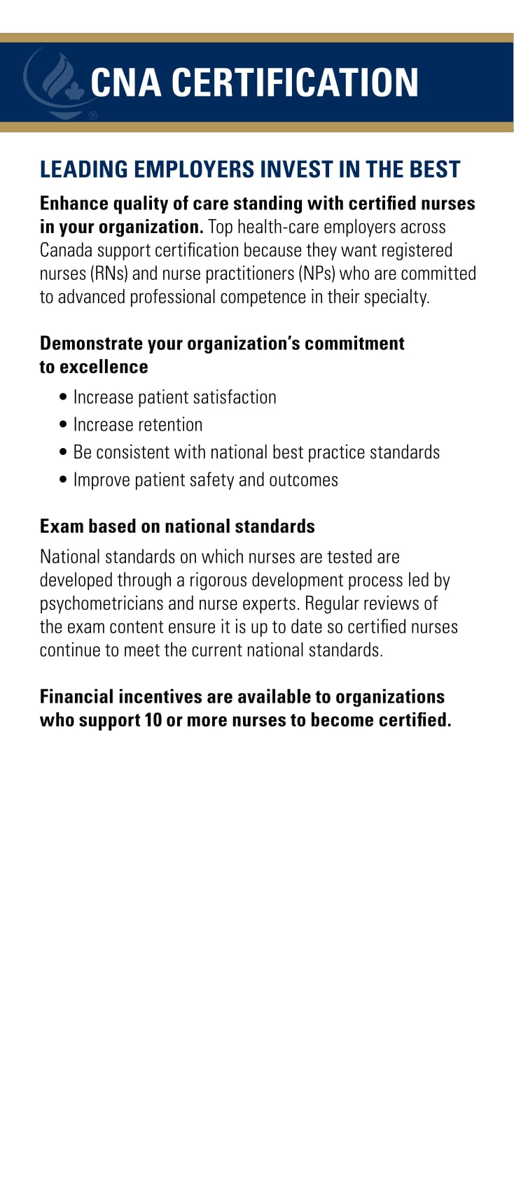 Cna certification panbc application xflitez Image collections