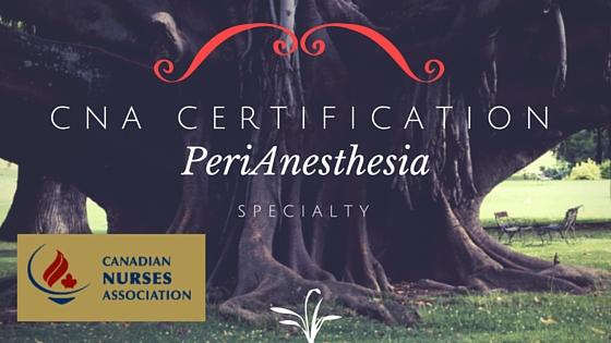 cna certification
