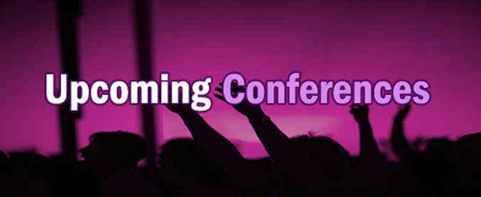 Upcoming Conferences-Large