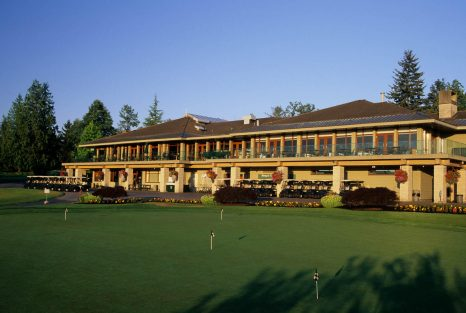 Morgan Creek Country ClubClubhouseSurrey, BC